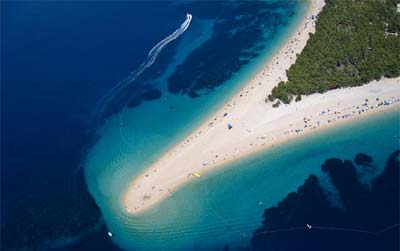Golden Horn Beach, Croatia